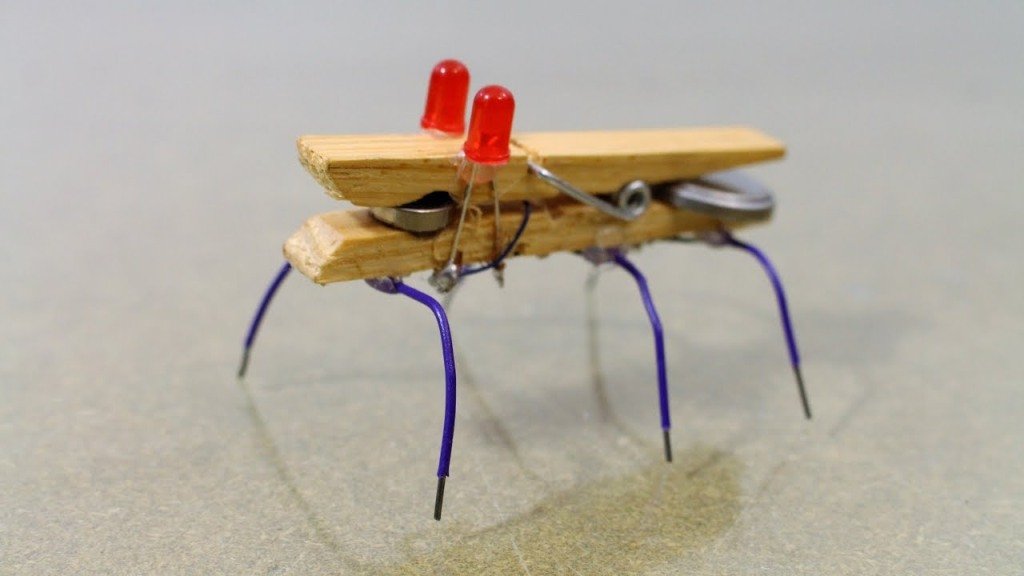 Mini Robotic Bug Toy
