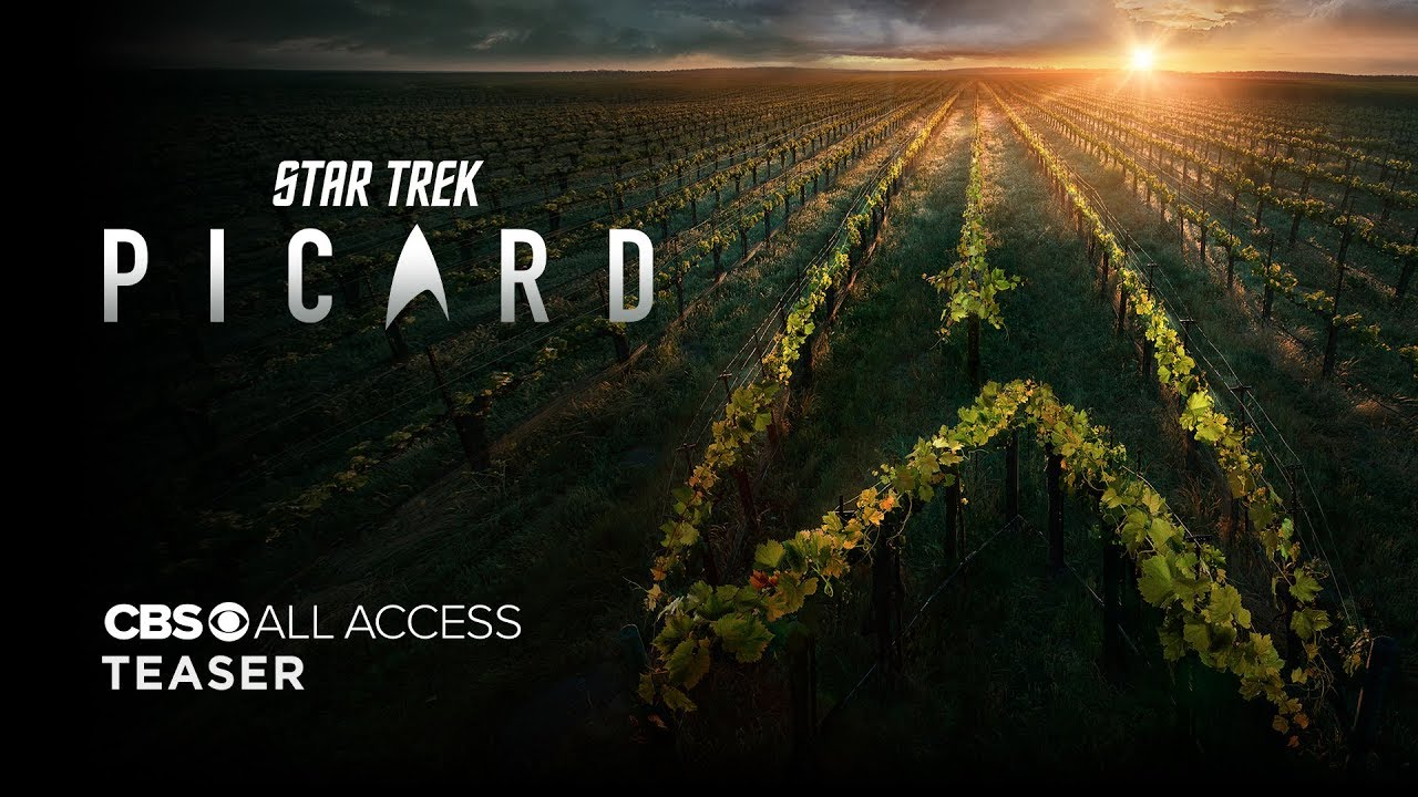 Captain Jean-Luc Picard Explains Why He Left Starfleet Over Some Wine in the CBS All Access Series 'Picard'