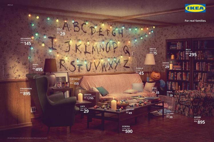 Stranger Things IKEA Publicis Spain