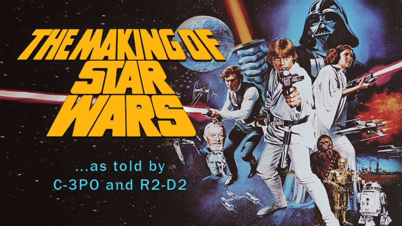 An Amazing 1977 Television Documentary About the Making of 'Star Wars' Hosted by C-3PO and R2-D2