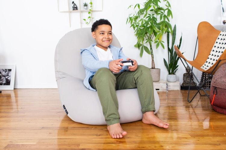 Video Games on Moon Pod