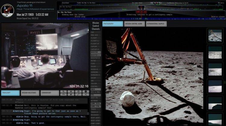 Apollo 11 Real Time
