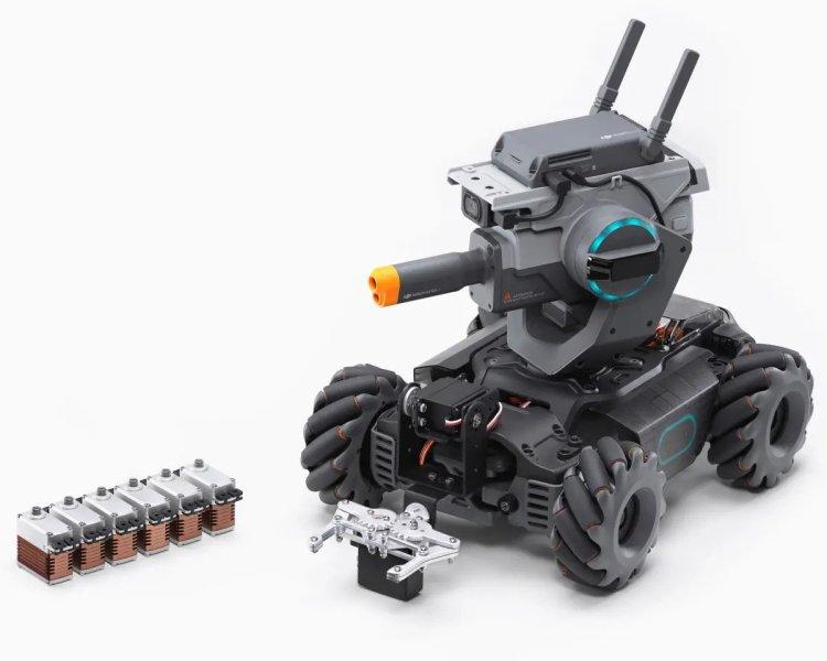 DJI Meet the RoboMaster S1 Possibilities