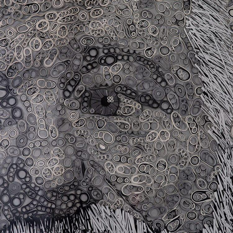 Danny Schieble Tapigami Bill Murray Closeup
