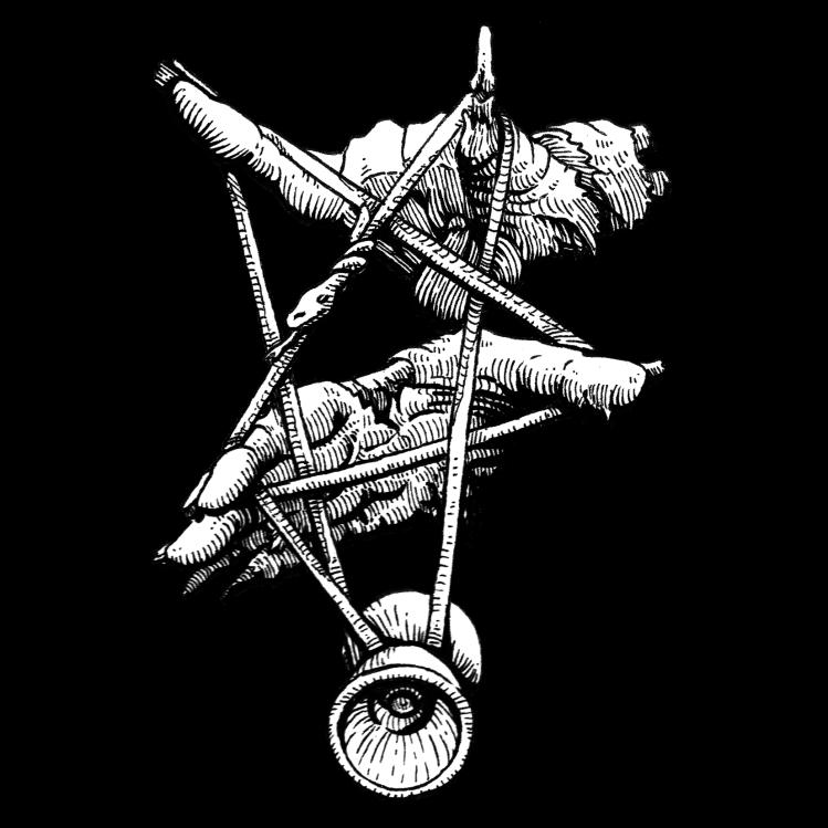 Doc Pop Heavy Metal YoYo Logo