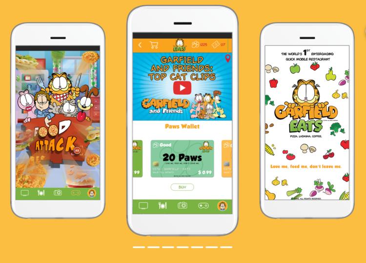 GarfieldEATS App