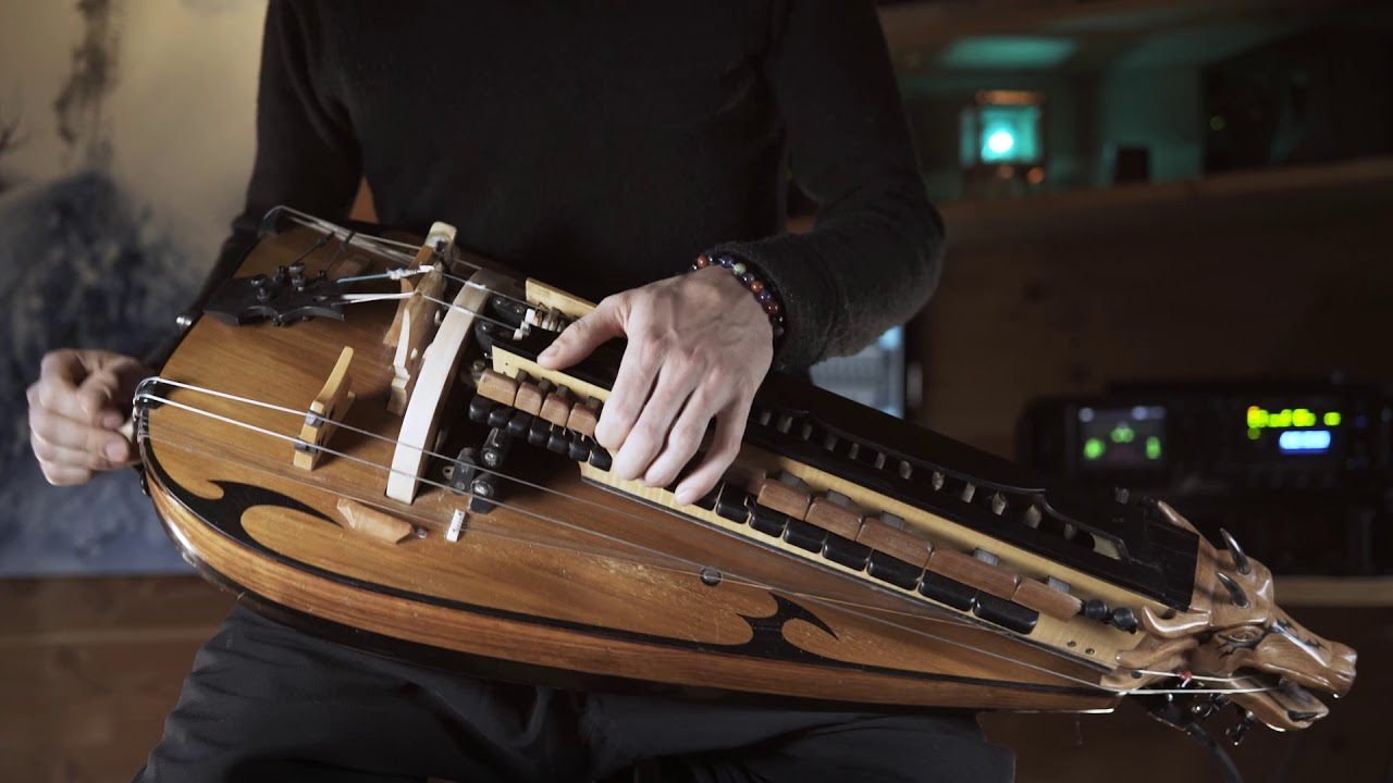 guilhem desq plays a brilliantly soulful instrumental on an electrified hurdy gurdy. Black Bedroom Furniture Sets. Home Design Ideas