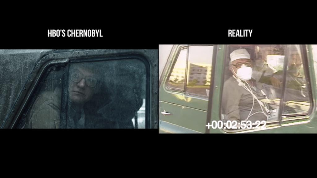 HBOs Chernobyl vs Reality