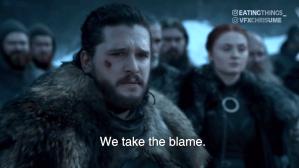 Jon Snow Apologizes for Season 8