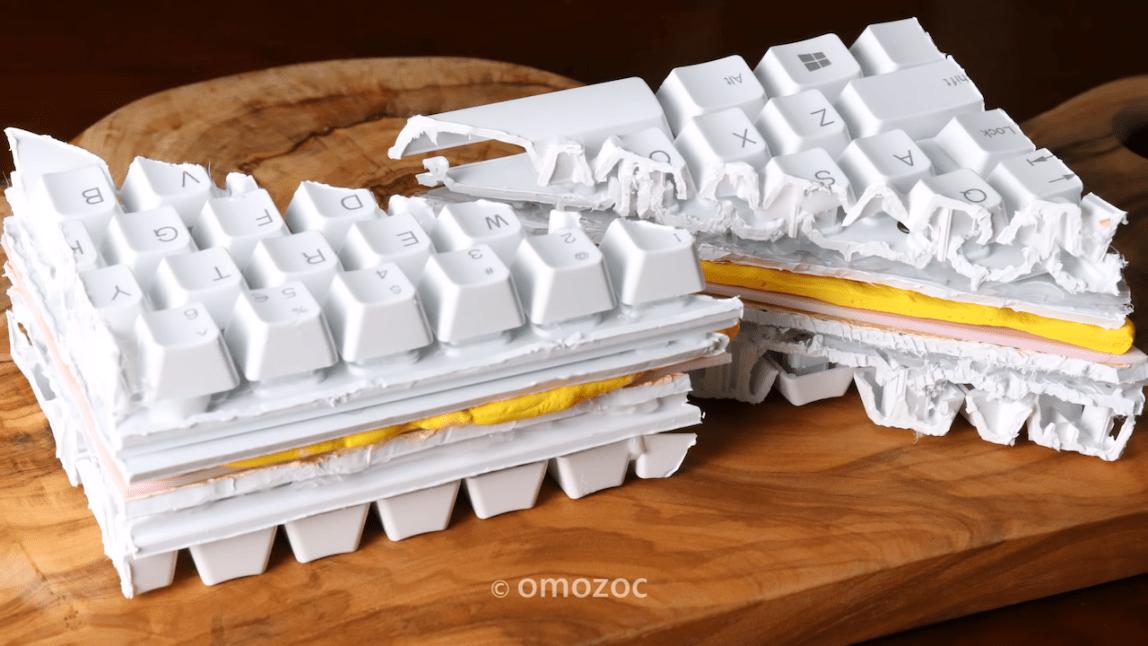 Keyboard Sandwich