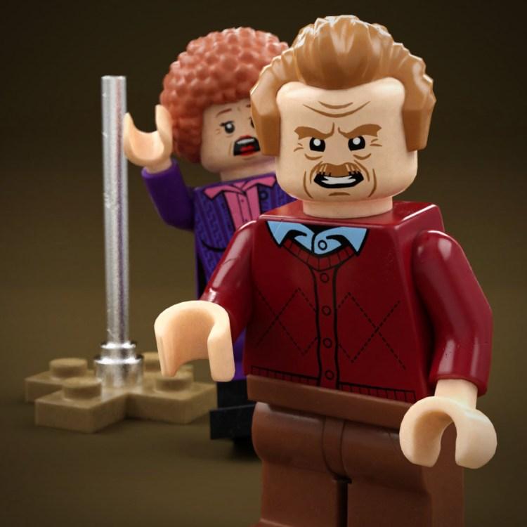 LEGO Costanzas Seinfeld