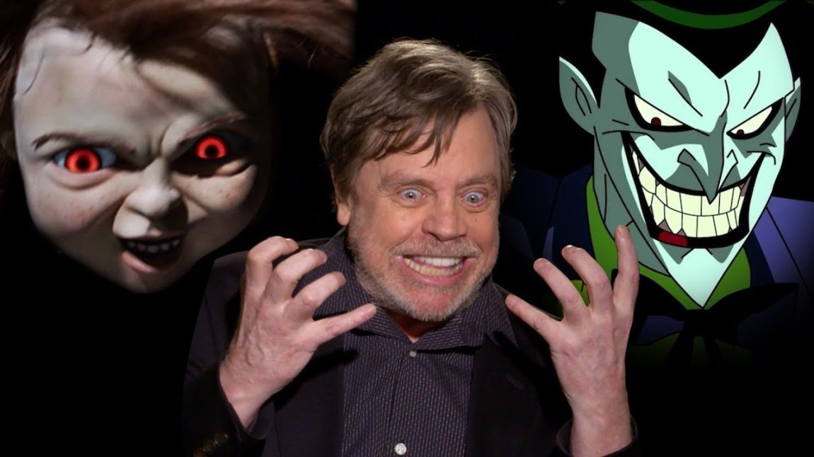 Mark Hamill Favorite Voice Acting Roles