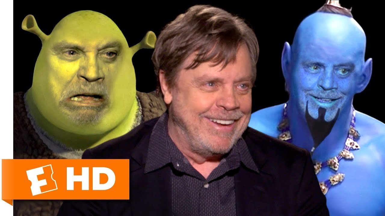 Mark Hamill Talks About His Love of Voice Acting While Demonstrating His Remarkable Talent for Impressions