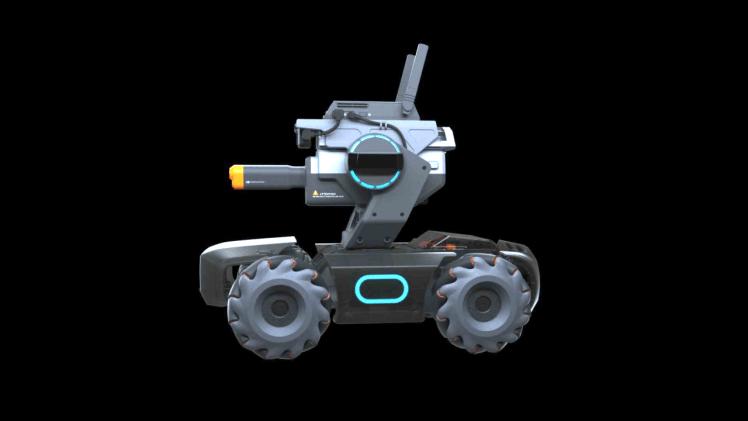 Meet the RoboMaster S1