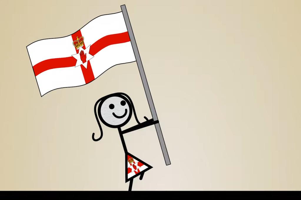 No Flag Northern Ireland