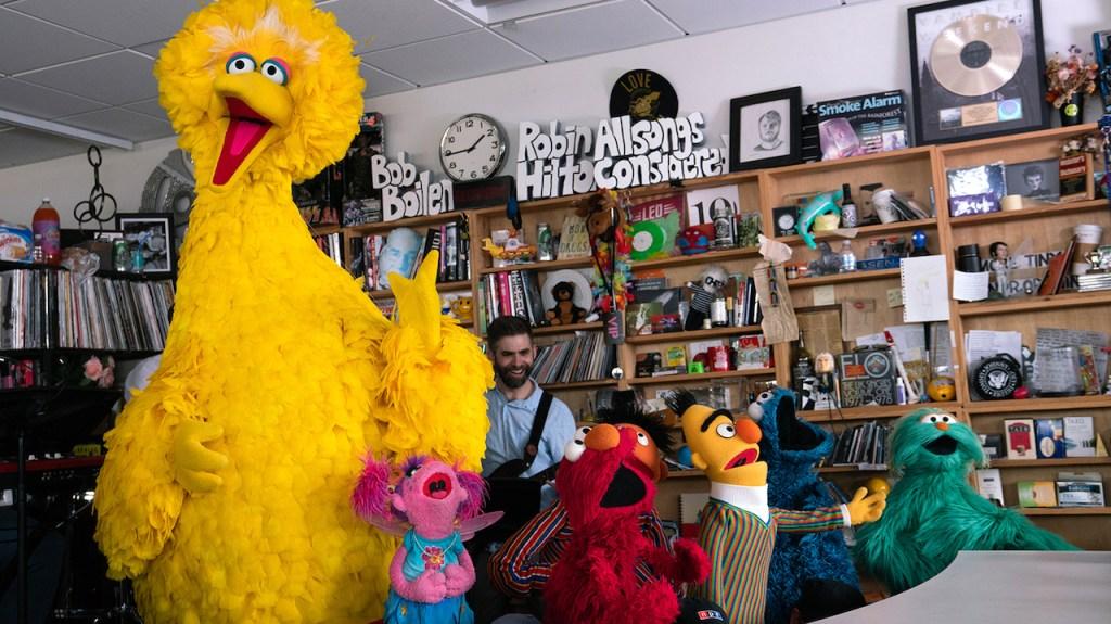 Sesame Street Tiny Desk Concert