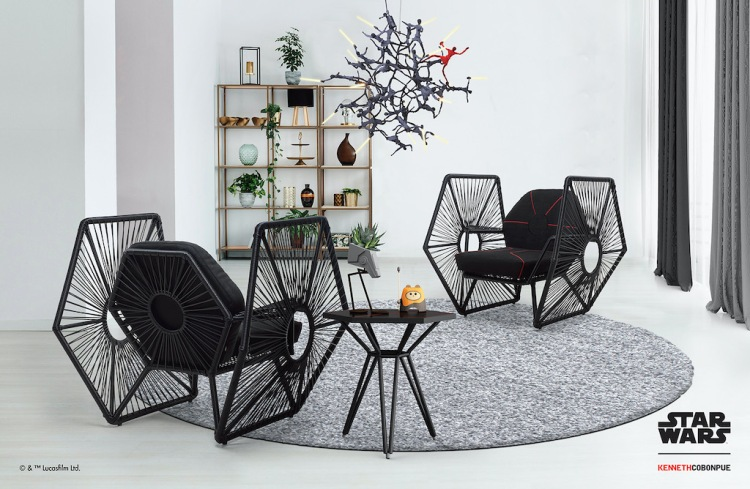 TIE Fighter Chairs