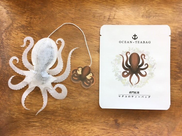 Tako Octopus Teabag