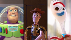 Toy Story Fear of Abandonment