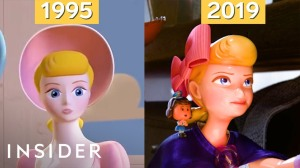 Toy Story Original and Toy Story 4