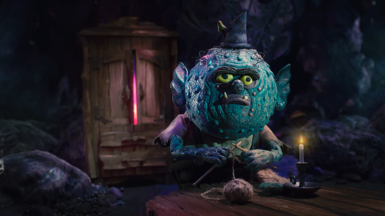 A Brilliantly Surreal Trolli Candy Ad Campaign by Becky Sloan and Joe Pelling of 'Don't Hug Me I'm Scared'