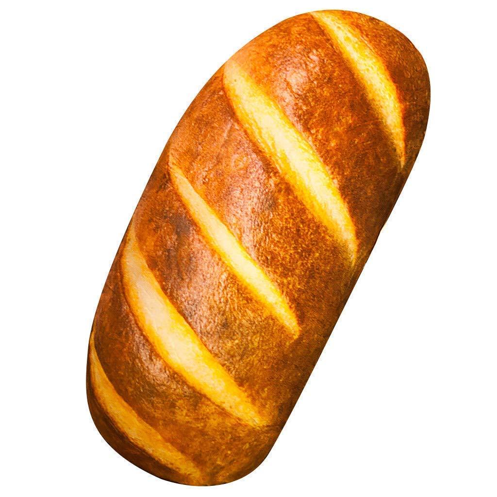 Baguette Bread Pillow