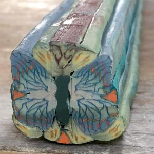 Clay Loaves Sliced Into Beautiful Designs