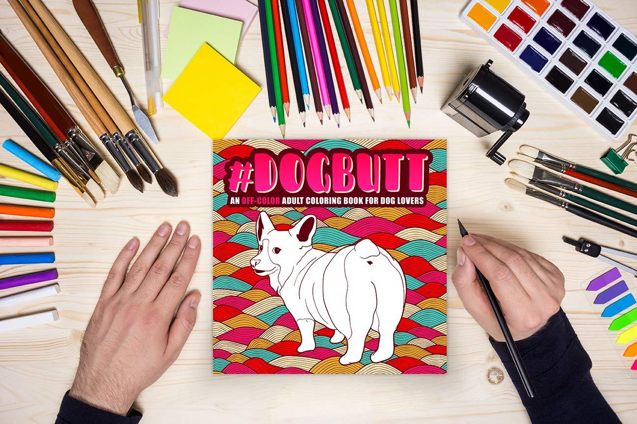 DogButt Book