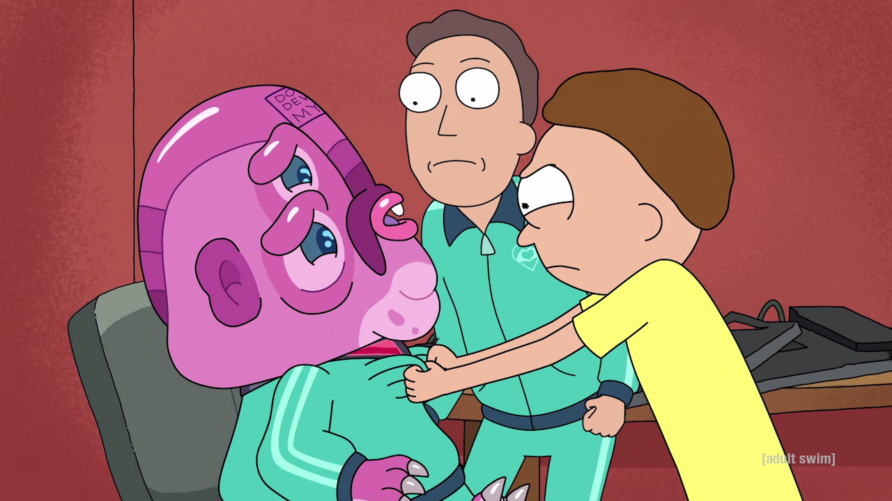 An Ominous Beeping Noise Hints at What May Lie Ahead for the Fourth Season of 'Rick and Morty'