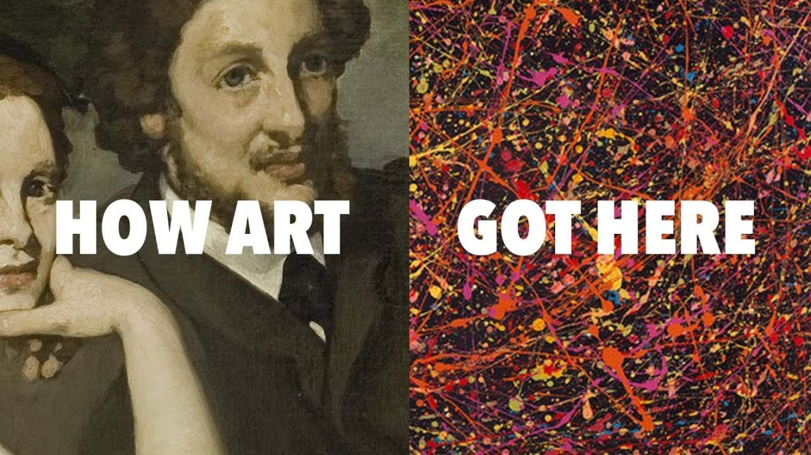 How Art Got Here