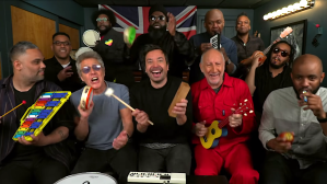 Jimmy Fallon, The Who The Roots Sing Won't Get Fooled Again