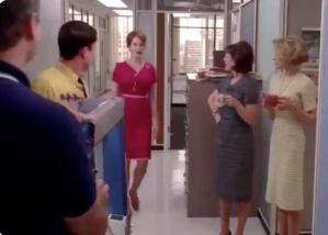 Mad Men Cold Open