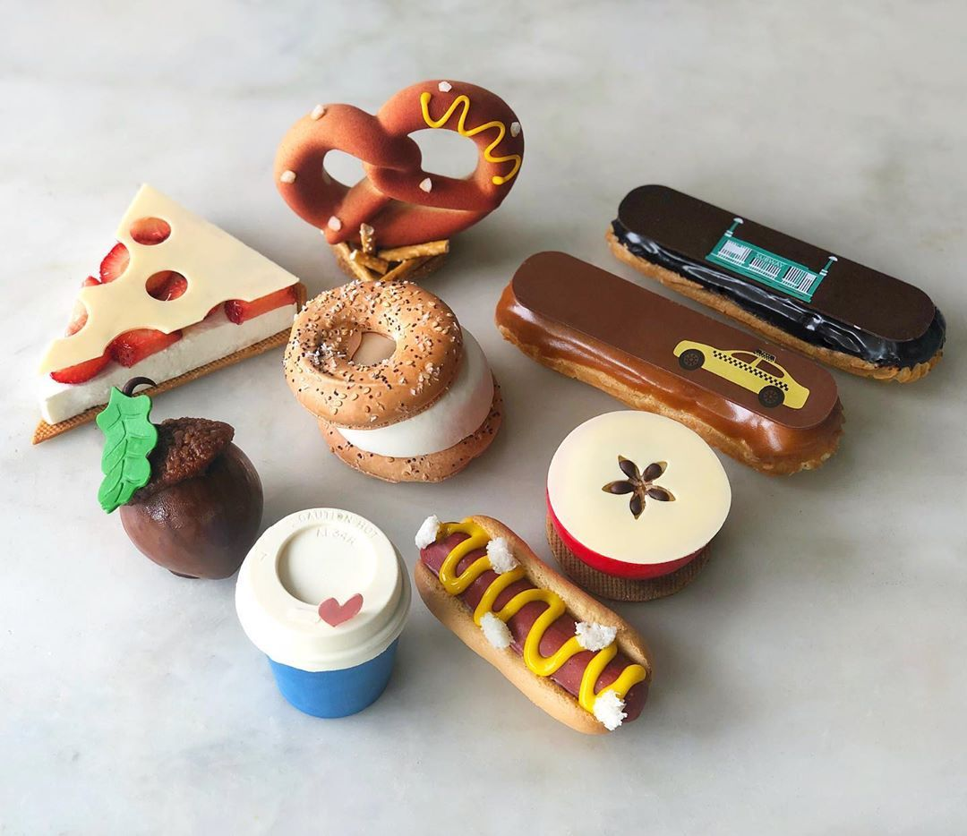 Cronut Inventor Dominique Ansel Creates New York City Themed Pastries for His 15th Anniversary in NYC