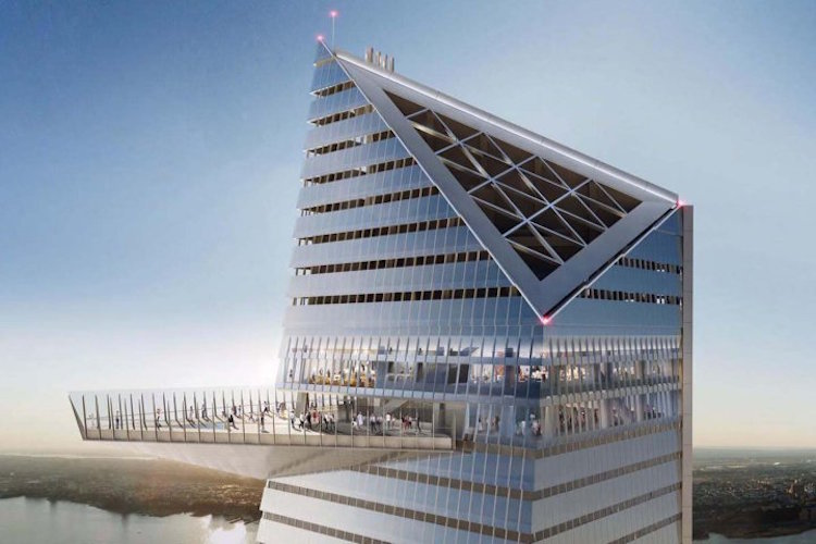 The Incredible Engineering Behind 'Edge', The Highest Outdoor Observation Deck in the Western Hemisphere