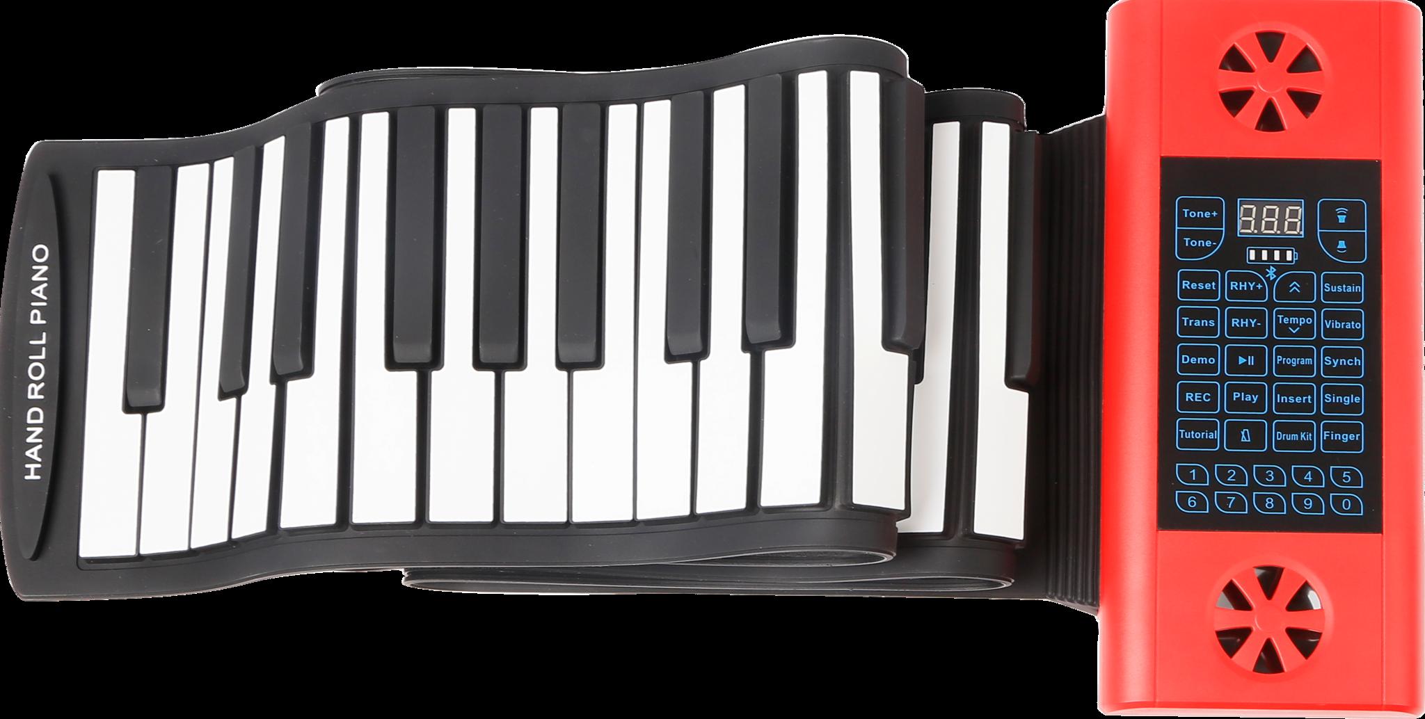 Piango Piano Red