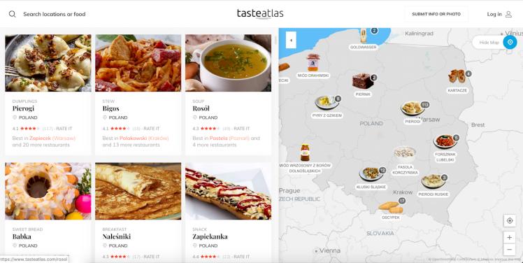 Polish Food Taste Atlas