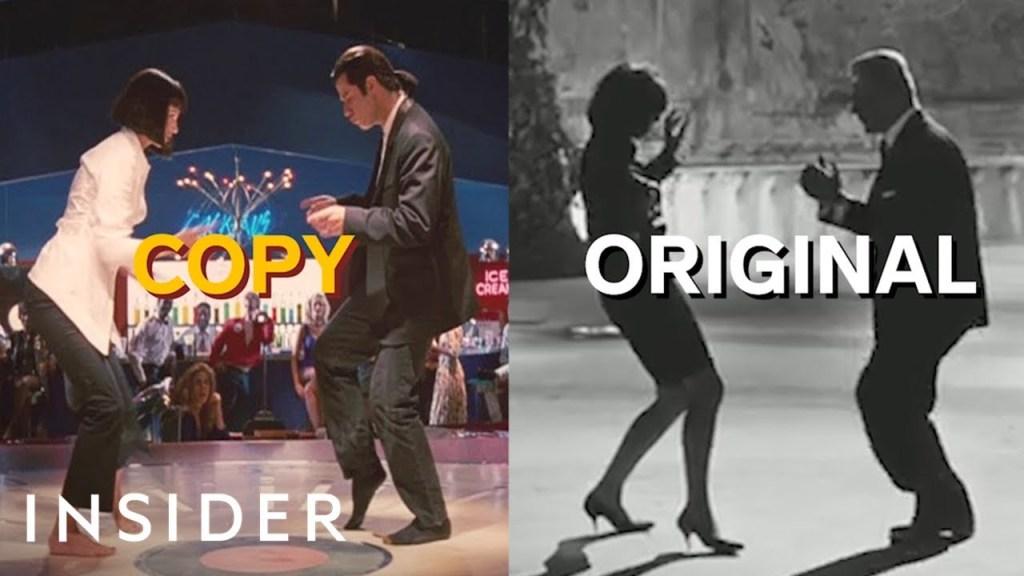 Quentin Tarantino Pulp Fiction