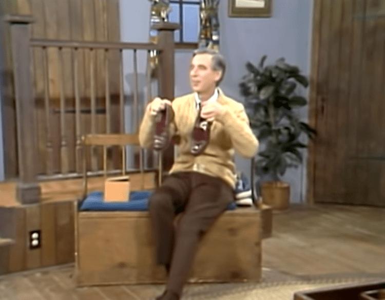 Short Bloopers Outtakes Mr. Rogers Neighborhood