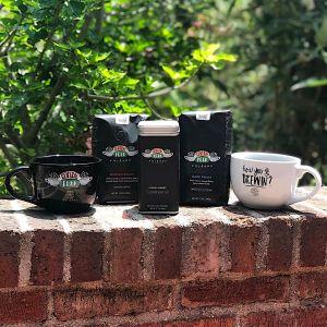 The Coffee Bean Tea Leaf Central Perk
