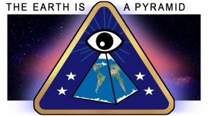 The Earth Is a Pyramid