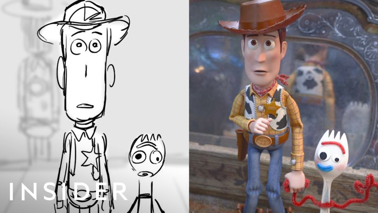 How Pixar Updated the Animation of Their 'Toy Story 4' Characters to Appear So Detailed and Realistic