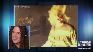 Weird Al Yankovic Kurt Cobain Smells Like Nirvana Howard Stern