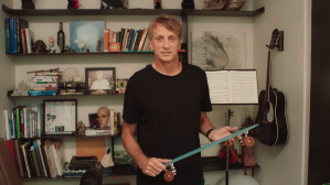 73 Questions With Tony Hawk