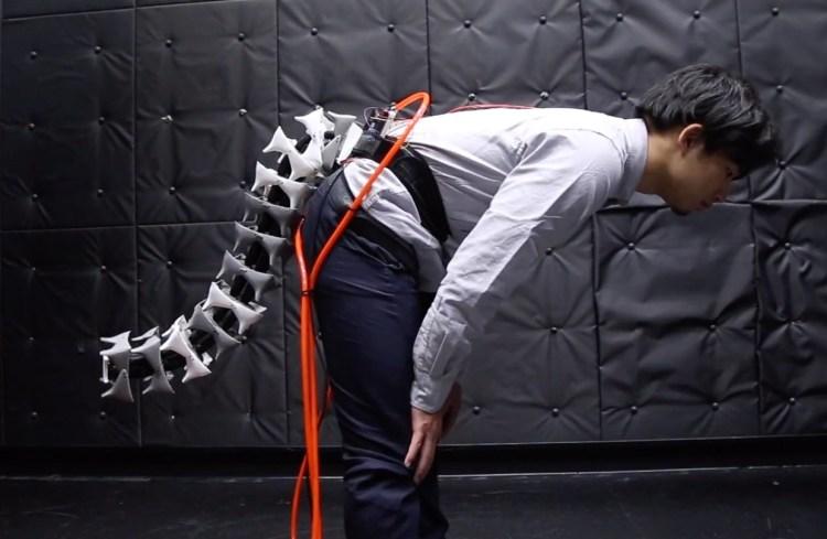 Arque Human Tail