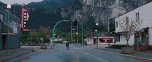 Christopher Nolan At a Distance Wide Shot