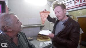 Conan Makes Pizza
