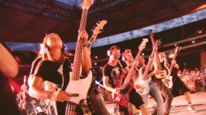 Killing In The Name Rage Against The Machine Rockin'1000 in Frankfurt