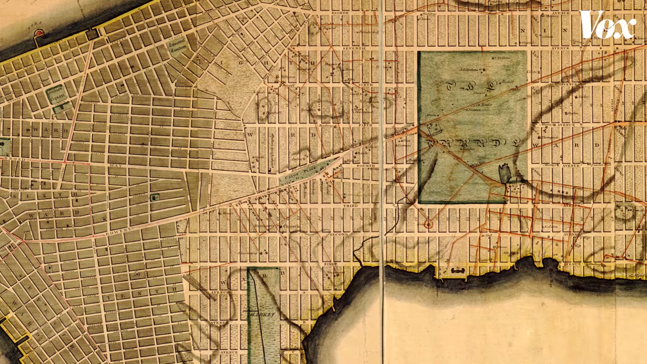 How the Generational Need for Inexpensive Orderly Convenience Led to Manhattan's Iconic Grid