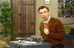 Mister Rogers Cuts Vinyl Album Its You I Like