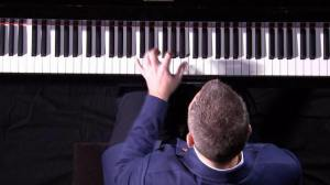 Nicholas McCarthy One Handed Concert Pianist